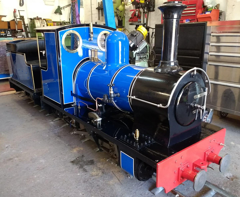 Thomas 2 10 year overhaul